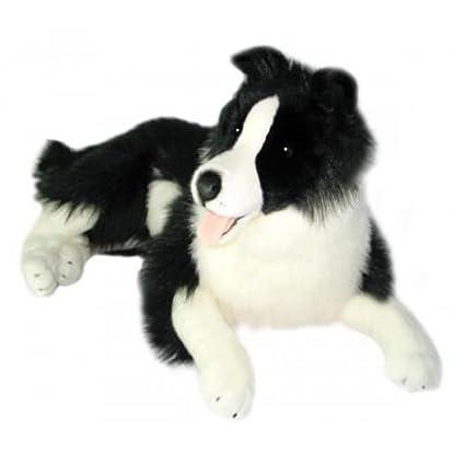 Amazon Com Bocchetta Plush Toys Border Collie Oscar Extra Large
