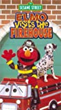 Elmo Visits the Firehouse [VHS]