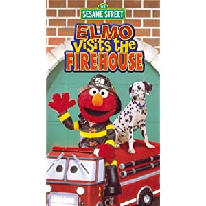 Sesame Street - Elmo Visits the Firehouse movie