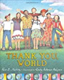 Thank You, World, Alice B. McGinty, 0803727054