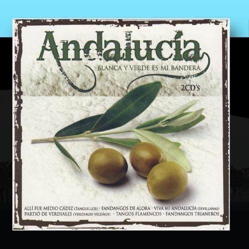 Andalucía Blanca Y Verde Es Mi Bandera