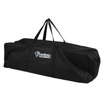 b0a12f4880 Amazon.com   Bluefield Lightweight Water Resistant Heavy Duty Duffel Gear  Bags Camping   Beauty
