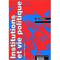 Institutions et vie politique
