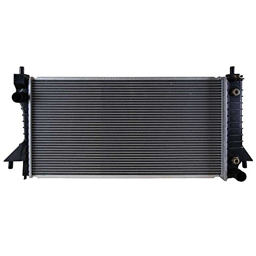 Prime Choice Auto Parts RK703 Aluminum Radiator