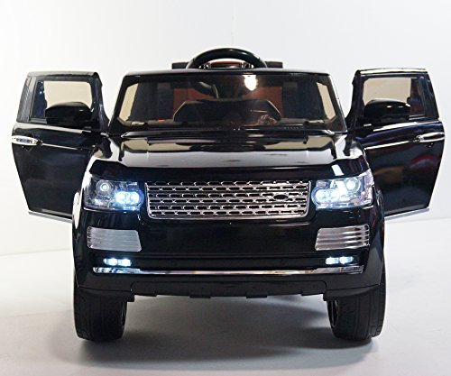 Compare price to range rover electric for Motorized cars for 5 year olds