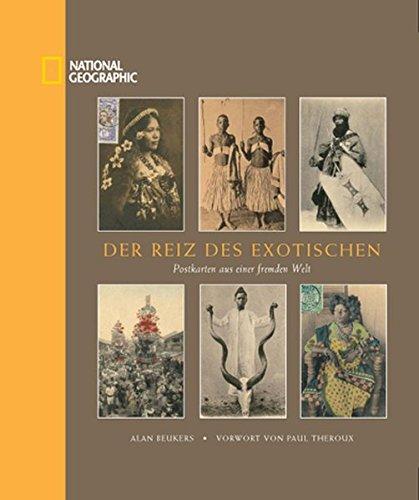 Der Reiz des Exotischen: Postkarten aus einer fremden Welt