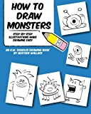 How to Draw Monsters, Heather Wallace, 1492114243