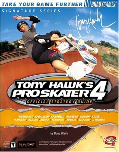 Price comparison product image Tony Hawk's Pro Skater(TM) 4 Official Strategy Guide (Official Strategy Guides (Bradygames))
