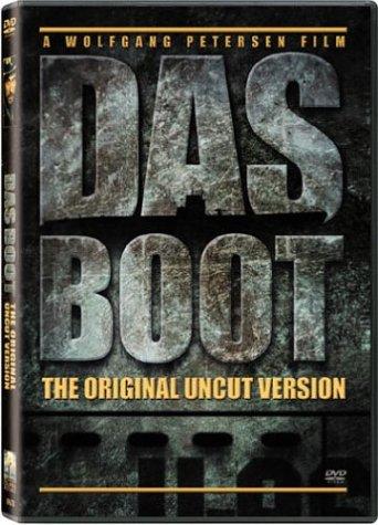 Das Boot - The Original Uncut Version (U-boot Submarine)