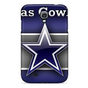 Blowey Case Cover For Galaxy S4 - Retailer Packaging Dallas Cowboys Protective Case