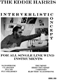 The Eddie Harris Interverlistic Concept for All Single Line Wind Instruments, Harris, Eddie, 0978685318