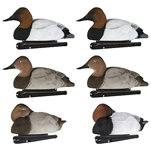 Avian-X Topflight Foam Filled Canvasback Decoys AVX8097