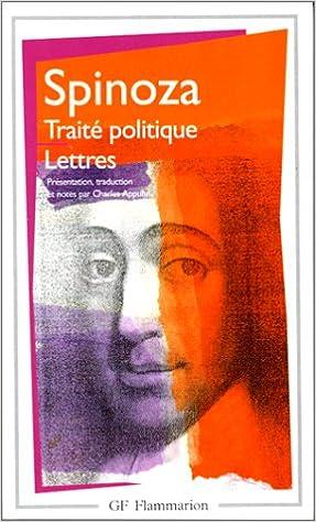 Lire Oeuvres Tome IV : Traité Politique.Lettres. epub pdf