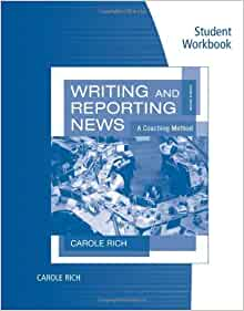 FREE PDF Student Workbook for Rich's Writing and Reporting News: A Coaching Method 7th BOOK