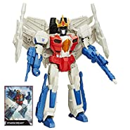 Transformers Generations Leader Class Starscream Figure Action Figure