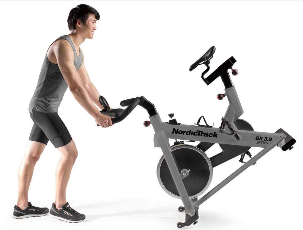 NORDIC TRAX Bicicleta Indoor GX 3.9 Sport Nordictrack: Amazon.es ...