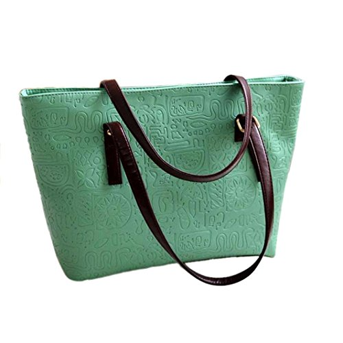 Women Large Shoulder Bag Handbag Cross-body Bags Cheap Colors for Girl by TOPUNDER YP