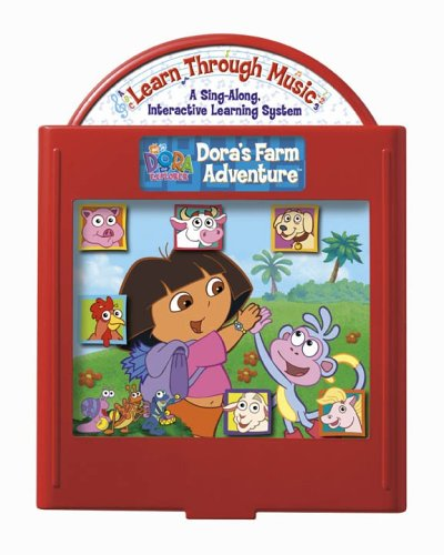 - Learn Through Music: Dora's Farm Adventure Cartridge