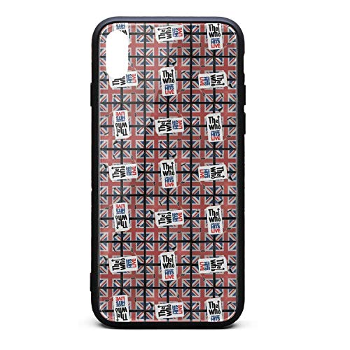 The-Who-2010-the-who-greatest-hits-live- Smart Hippie Cool Cell iPhone x xs case