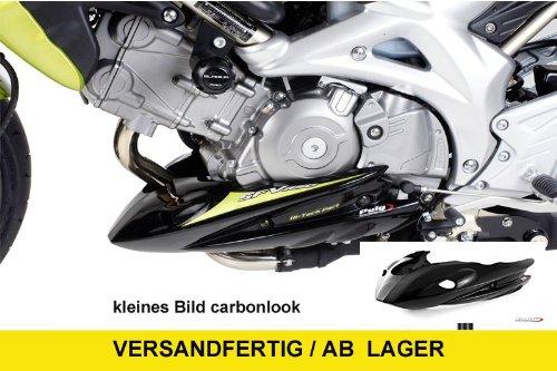 Puig 4954C Alerón de Motor de Aspecto de Carbono (Suzuki Sfv 650 Gladius 09-16)