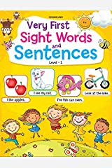 Very First Sight Words Sentences Level - 1 Kindle Edition