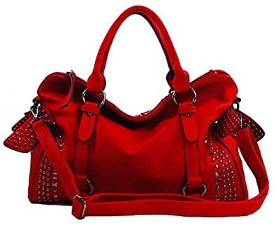Mylux® Connection 120885 High Quality Women/Girl Shoulder Bag (Red1)