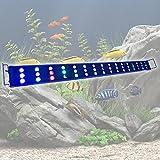 "Yescom 48"" LED Aquarium High Wattage Light Full"