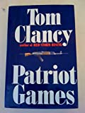 Patriot Games by Clancy, Tom(August 4, 1987) Hardcover