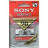 Sony Micro cassette 90 minutes MC90