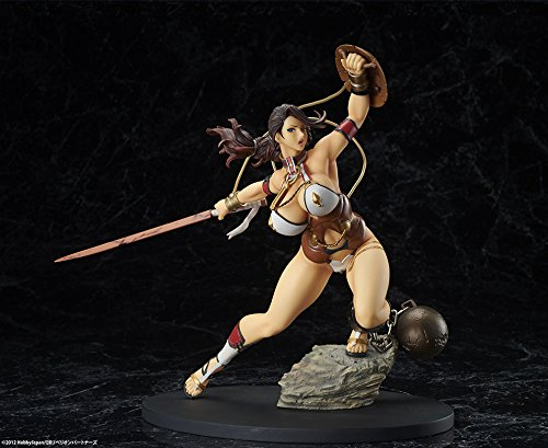 Q-Six Queen's Blade Rebellion: Branwen 1:6 Scale PVC Figure
