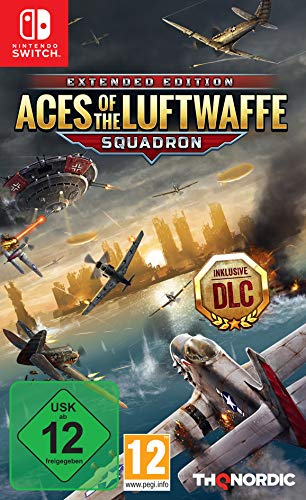 Price comparison product image Aces of the Luftwaffe - Squadron Edition (Nintendo Switch)