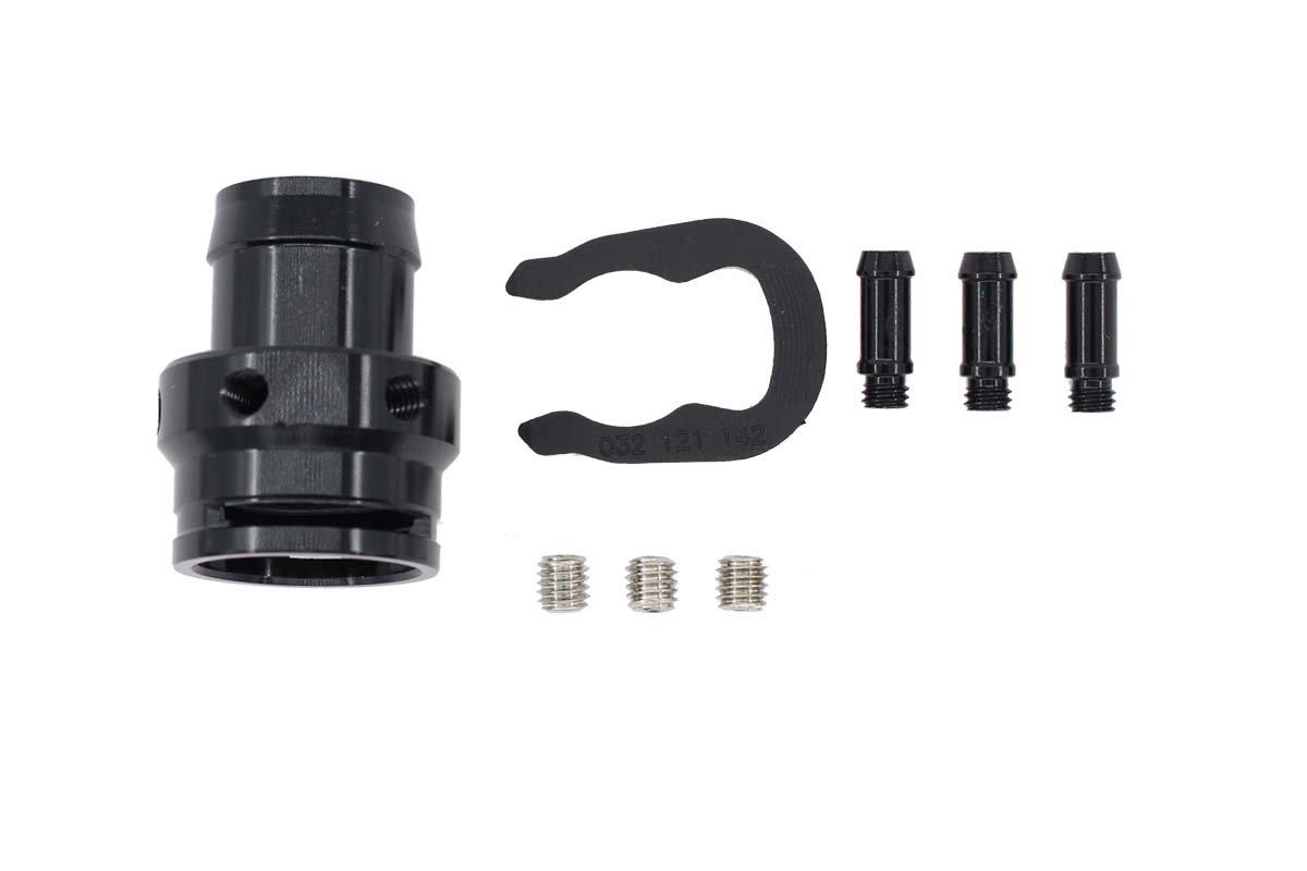 Turbo Boost Tap For VW Audi 2.0T FSI TSI MK5 GTI A3 A4 TT Vacuum Sensor Adapter MOTOKU