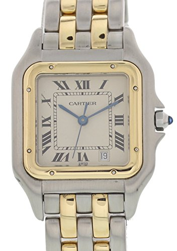 Cartier Panthere quartz womens Watch 183949 (Certified Pre-owned) by Cartier