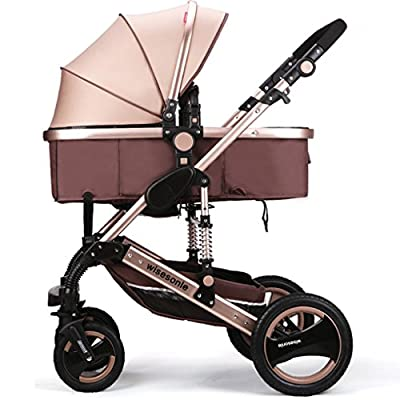 Luxury Newborn Baby Strollers Travel Systems Carriage Toddler Infant Stroller Pushchair Pram Foldable Anti-shock by Miami Dress that we recomend individually.