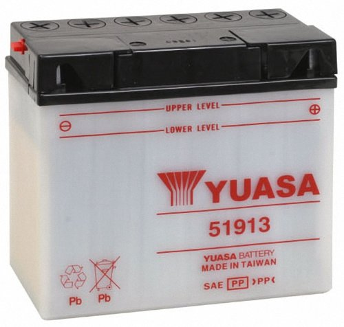 Yuasa YUAM2219A 51913 Battery