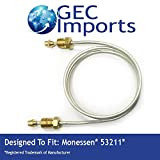 GEC Products 53211 Fireplace Pilot Tube