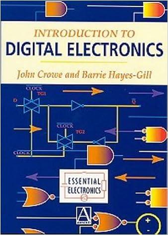 Introduction To Digital Electronics Essential Electronics Amazon