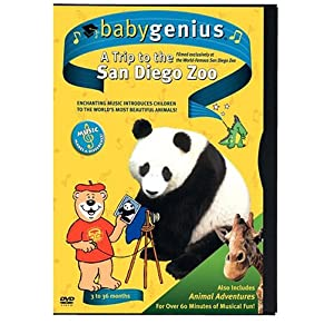 Baby Genius - A Trip to the San Diego Zoo