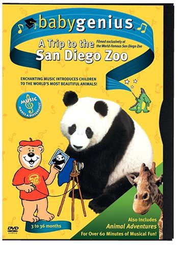Baby Genius - A Trip to the San Diego Zoo ()