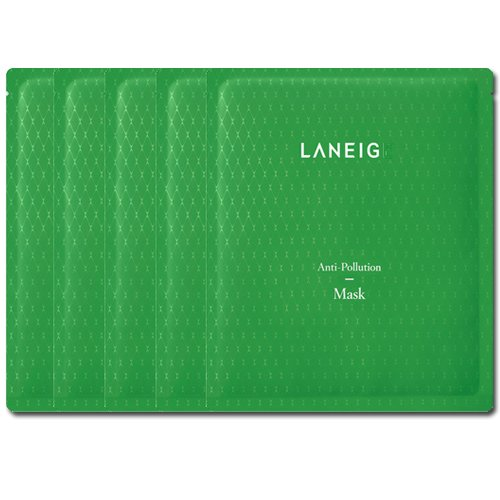 Laneige-Anti-Pollution-Mask-20ml-x-5Sheets