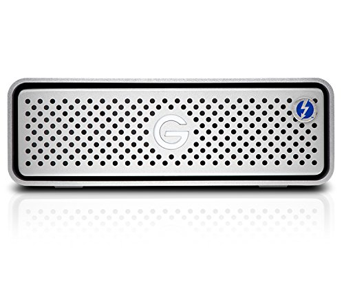 G-Technology G-DRIVE with Thunderbolt 3 / USB-C 12TB (0G05383)