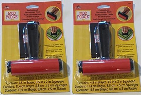 Decoupage Tool Set 2pc (Mod Podge Accessories)