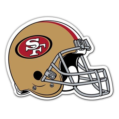 Fremont Die NFL San Francisco 49ers Team Magnet, 8