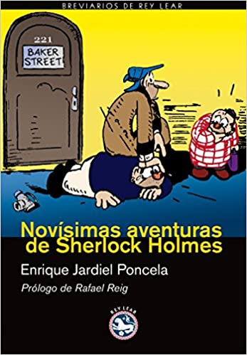 Novísimas aventuras de Sherlock Holmes - Enrique Jardiel Poncela 51ATE44-98L._SX345_BO1,204,203,200_