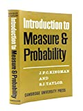 img - for Introduction To Measure & Probability book / textbook / text book