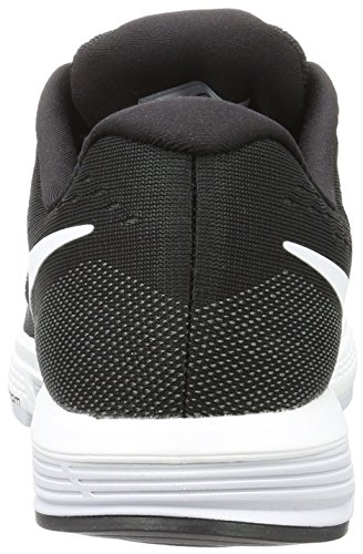 Nike Wmns Air Zoom Vomero 11, Zapatillas De Running para Mujer Negro (Black / White-Anthracite-Drk Gry)