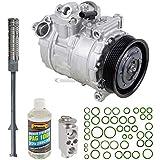 Amazon com: AC Compressor w/A/C Repair Kit For BMW 530i M5