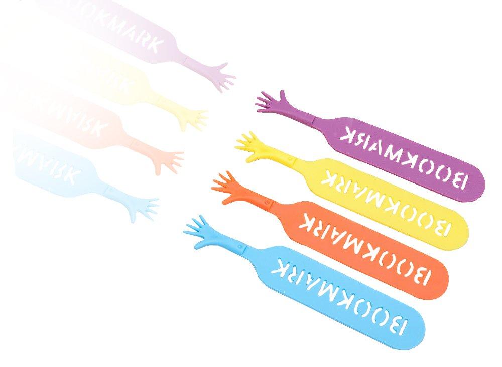 STONCEL segnalibro divertente bookmark,1 set