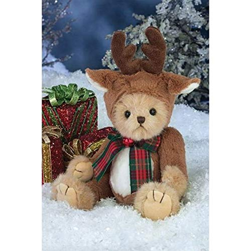 Buy jingle bear plush