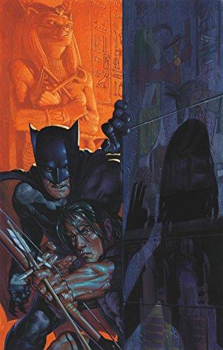 Batman / Tarzan: Claws of the